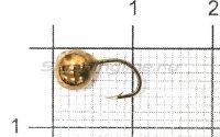 Мормышка Дробинка с отверстием d5 медь