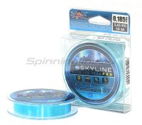 Леска Sprut SkyLine Fluorocarbon Composition IceTech Pro 50м 0,235мм Blue