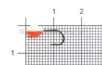 Мормышка светящаяся Shape Чечевичка №10 красный