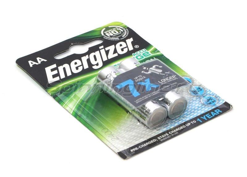 Батарейки Energizer Rech Precision АА 2400 mAh 2шт -  1