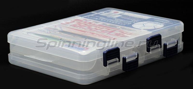Коробка Meiho Reversible 145 – купить по цене 985 рублей в Москве и по всей России в рыболовном интернет-магазине Spinningline