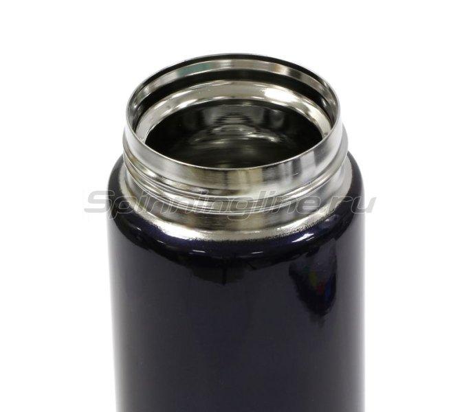 Кружка изотермическая Tiger MMJ-A036 0,36л Blue Black -  5