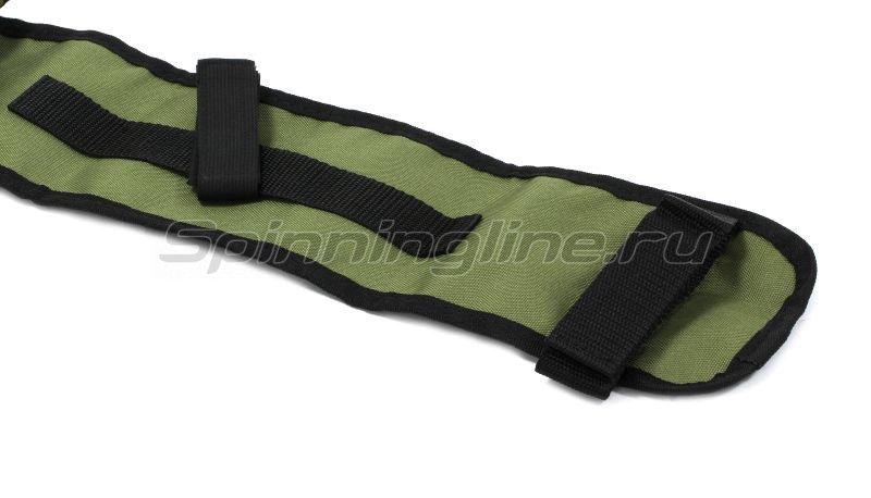 Чехол для удилищ IdeaFisher 140см зеленый -  5