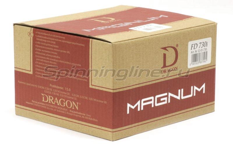 Катушка Dragon Magnum FD735i -  8