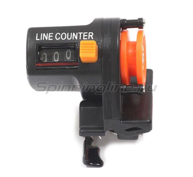 Счетчик лески spro depth counter 0-999m