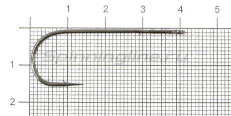 Крючок Strong Wire Worm 4 №2/0