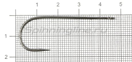 Крючок Strong Wire Worm 4 №3/0