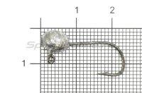 Джиг-головка Hitfish Micro Jig №2 2гр