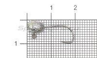 Джиг-головка Hitfish Micro Jig №4 1,3гр