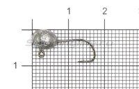 Джиг-головка Hitfish Micro Jig №6 0,7гр