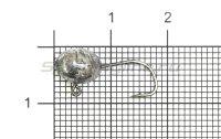 Джиг-головка Hitfish Micro Jig №6 2гр