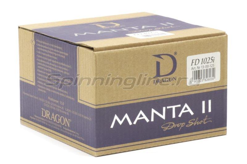 Катушка Dragon Manta II DropShot FD1025i -  6