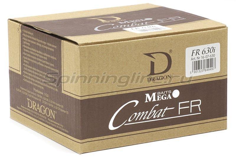 Катушка Dragon MegaBaits Combat FR650i -  6