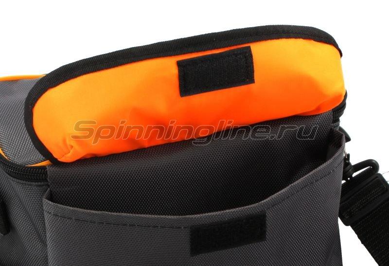 Сумка Следопыт Sling Lure Bag M с 3 коробками серая -  6