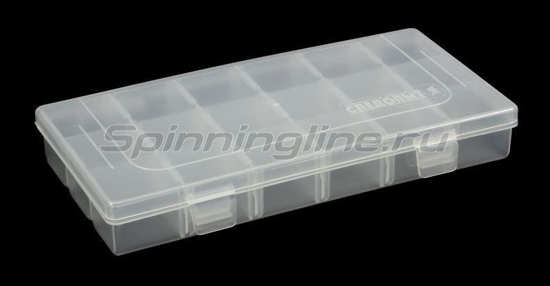 Сумка Следопыт Sling Lure Bag M с 3 коробками серая -  10
