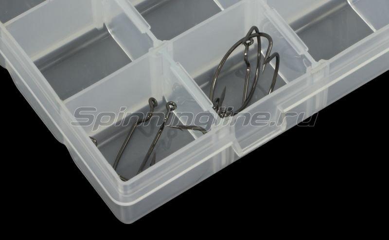 Сумка Следопыт Sling Lure Bag M с 3 коробками серая -  12
