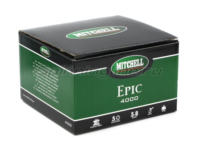 Катушка Mitchell Epic 2000 FD -  6