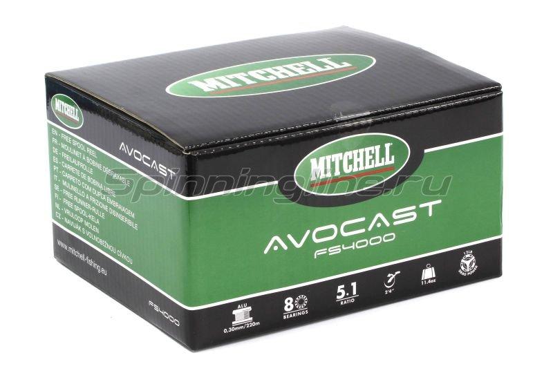 Катушка Mitchell Avocast 2000FS -  6