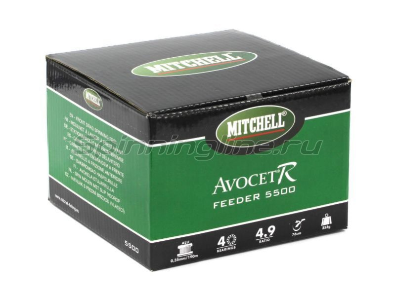 Катушка Mitchell Avocet Feeder R 5500 FD -  6
