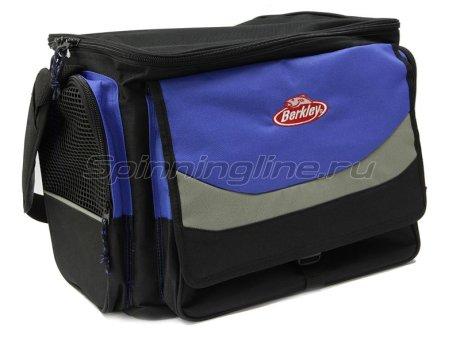 Сумка Berkley System Bag L red-black 4 boxes