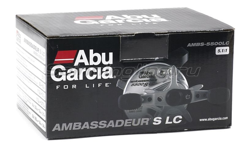 Катушка Abu Garcia Ambassadeur 5500 LC -  6