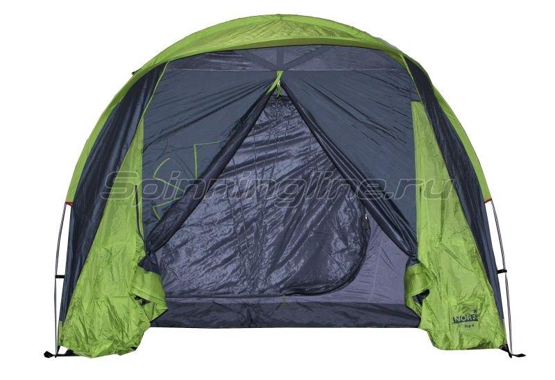 Палатка туристическая Norfin ASP 4 Alu NF -  8
