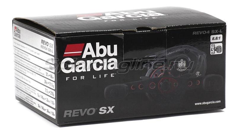Катушка Abu Garcia Revo4 SX-L -  6