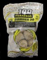 Прикормка 100 поклевок Bomber-30 Чеснок