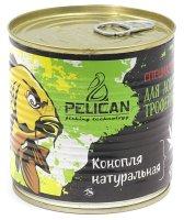 Запаренные злаки Pelican Конопля натуральная 430мл