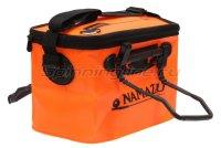 Сумка-кан Namazu складная с 2 ручками 34x22x21