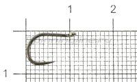 Крючок Sting Chod Rig S-1140 №8 BN