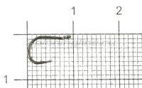 Крючок Sting Chod Rig S-1140 №10 BN