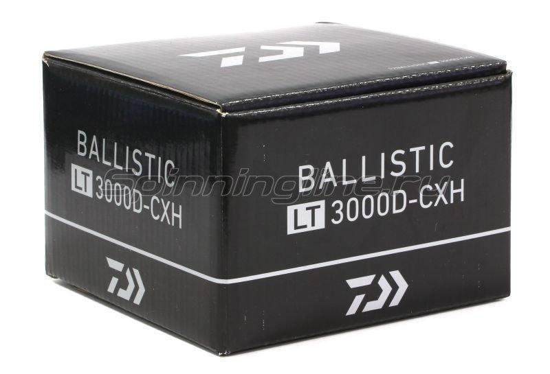 Катушка Daiwa Ballistic 17 LT 4000D-C -  6