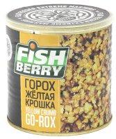 Зерновая смесь Сергея Попова Гороховая крошка желтая ваниль 430мл