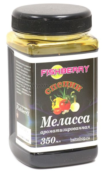 Меласса Fishberry Специи 350мл -  1