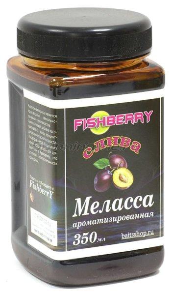 Меласса Fishberry Слива 350мл -  1