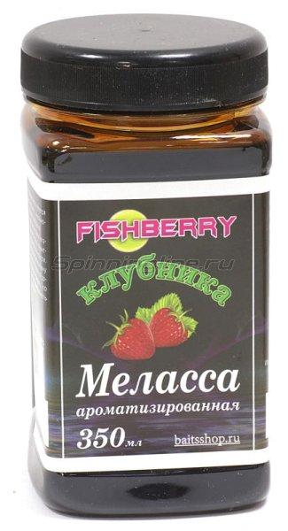 Меласса Fishberry Клубника 350мл -  1