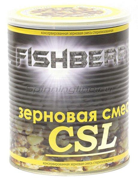 Зерновая смесь Fishberry CSL 900мл -  1