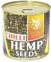 Зерновая смесь Hemp seeds Chili 430 мл