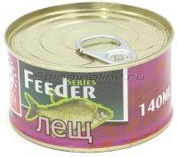 Зерновая смесь Feeder Крупный лещ 140мл