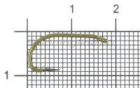 Крючок Carp Special C Ring №8