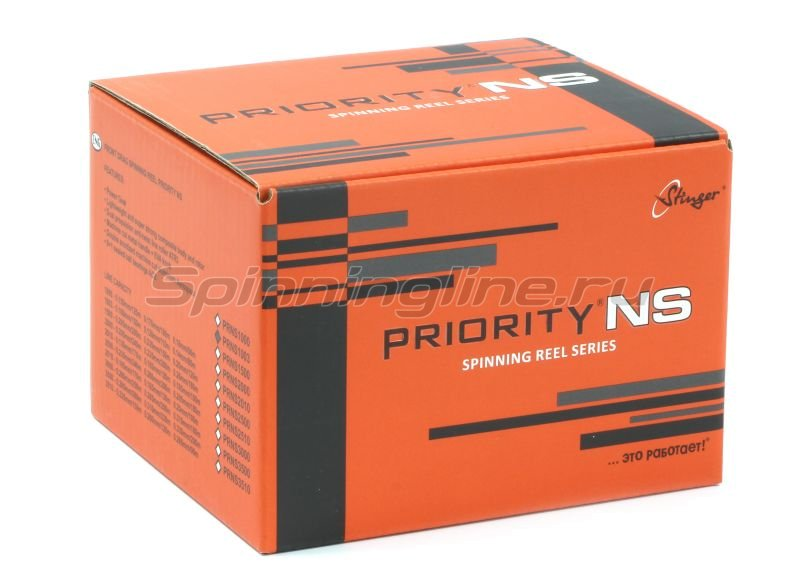 Катушка Stinger Priority NS 3510 -  6