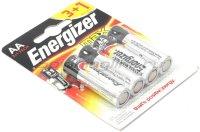 Батарейки Energizer ENR MAX E91/AA BP4 4шт