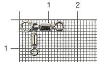 Вертлюг Sasame 210E 5x6