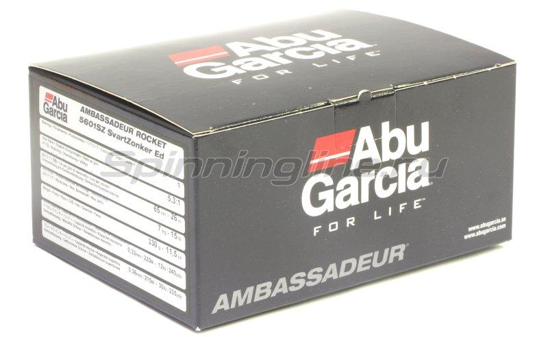 Катушка Abu Garcia Ambassadeur Svartzonker 5601 -  6