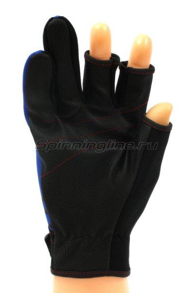 Перчатки Hitfish Glove-05 L синий -  3