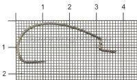 Крючок Hayabusa FF307 TNS №1