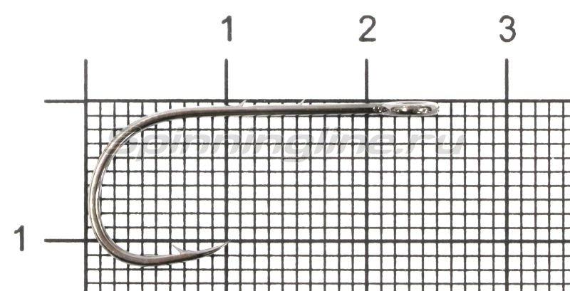 Крючок Metsui Fish Game Barbed bln №2, арт. FIGB-BLN-02 – купить по цене 58 рублей в Москве и по всей России в рыболовном интернет-магазине Spinningline