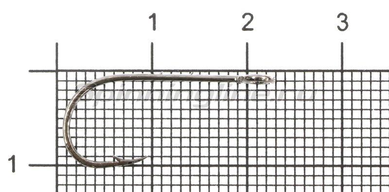 Крючок Metsui Fish Game Barbed bln №4, арт. FIGB-BLN-04 – купить по цене 87 рублей в Москве и по всей России в рыболовном интернет-магазине Spinningline