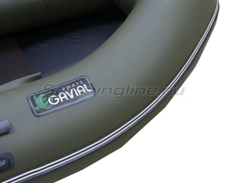 Лодка ПВХ Gavial Lux 300 Слань хаки -  4
